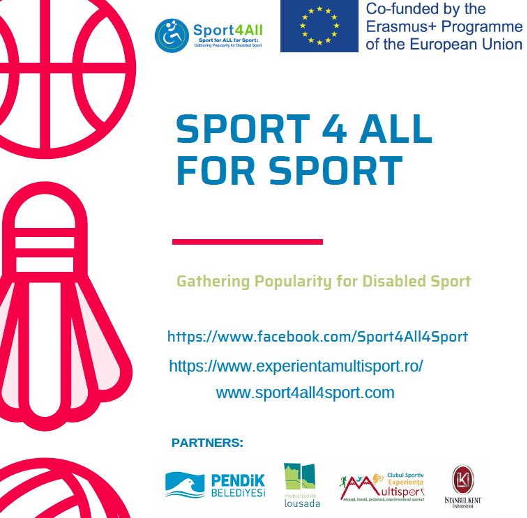 Sport For ALL For Sport
